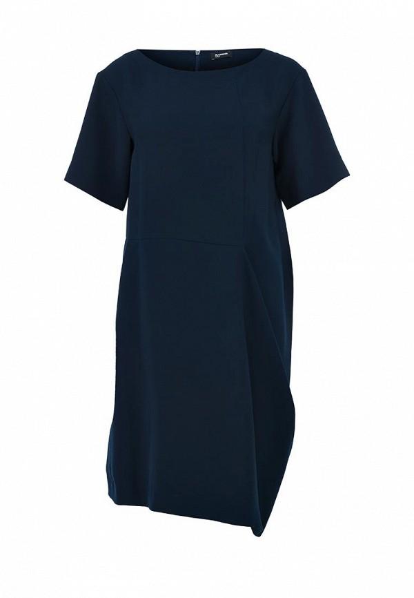 Платье-миди Jil Sander Navy JDF408AJF071