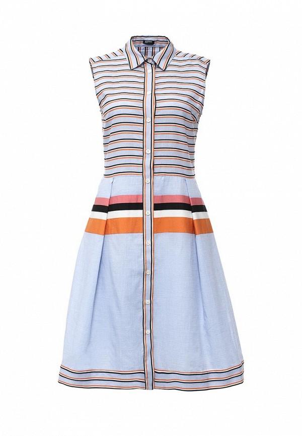 Платье-миди Jil Sander Navy JDG422CJG056A