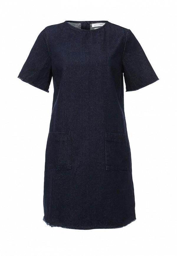 Платье-миди Jil Sander Navy JDG432AJG035B