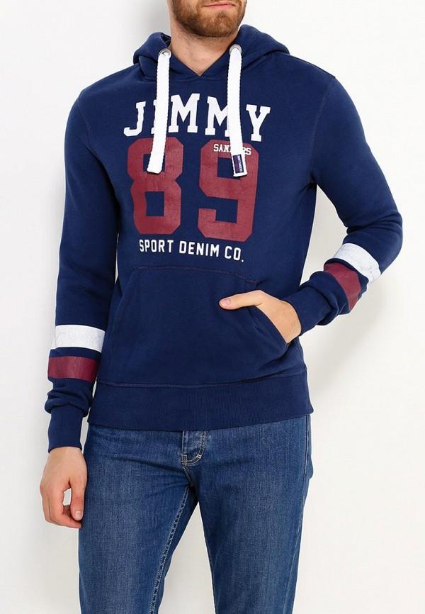 Худи Jimmy Sanders Jimmy Sanders JI006EMVWD89
