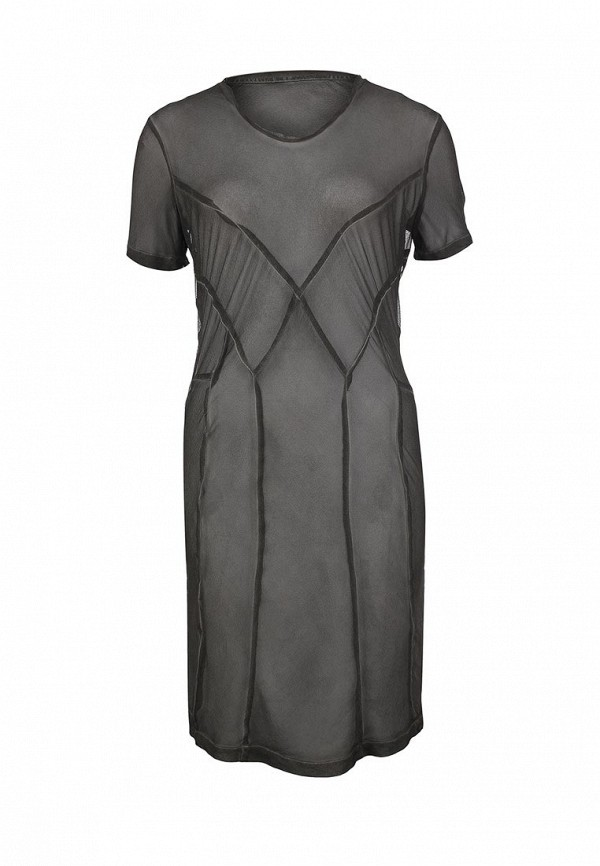 Платье JNBY JN001EWBMY18. Цвет: серый
