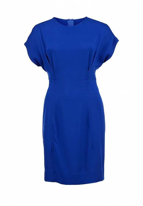 Платье JNBY JN001EWBMY42. Цвет: синий