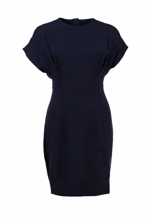 Платье JNBY JN001EWBMY43. Цвет: синий