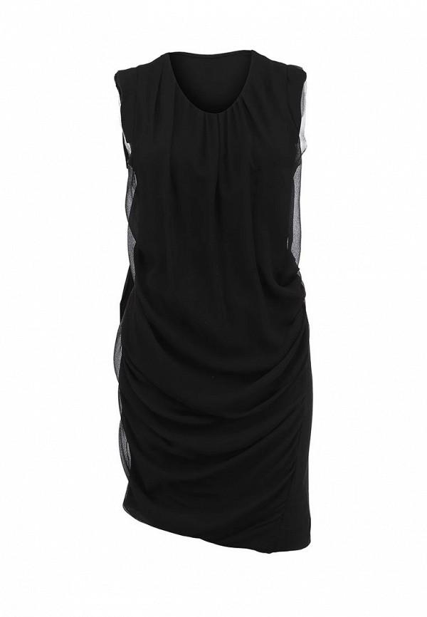 Платье JNBY JN001EWBMY61. Цвет: черный
