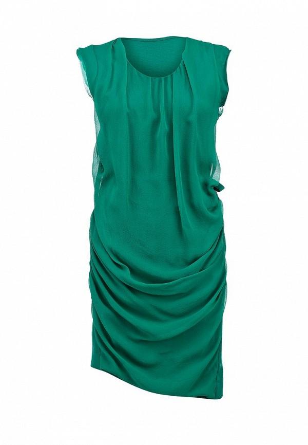 Платье JNBY JN001EWBMY62. Цвет: зеленый