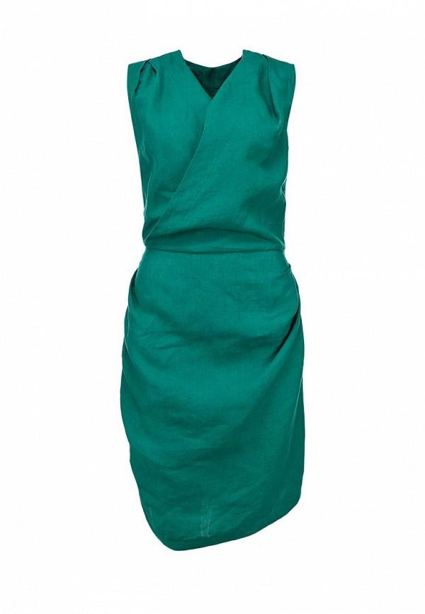 Платье JNBY JN001EWBMY64. Цвет: зеленый