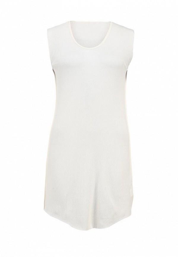 Платье JNBY JN001EWBMY69. Цвет: белый