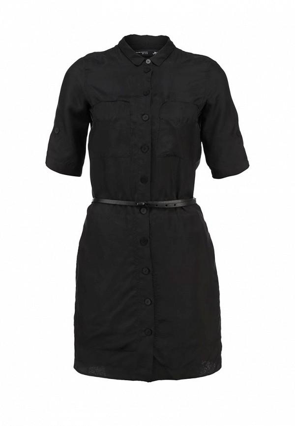 Платье JNBY JN001EWBMY78. Цвет: черный