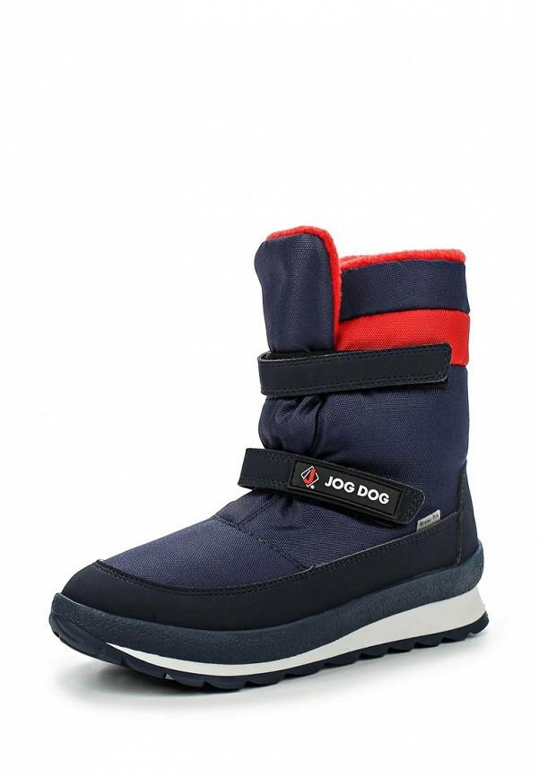 Ботинки для мальчиков Jog Dog 1201 R