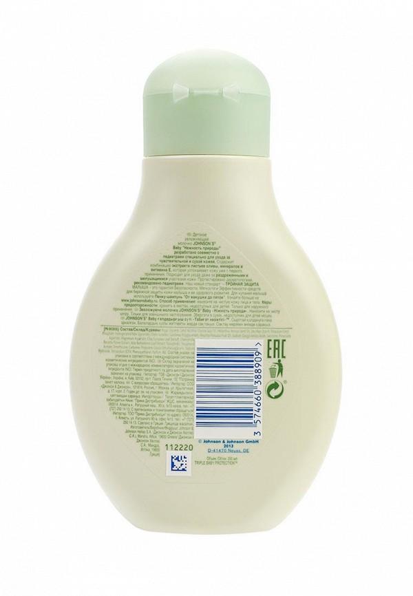 Молочко Johnson & Johnson Johnsons baby увлажняющее Нежность природы, 250 мл
