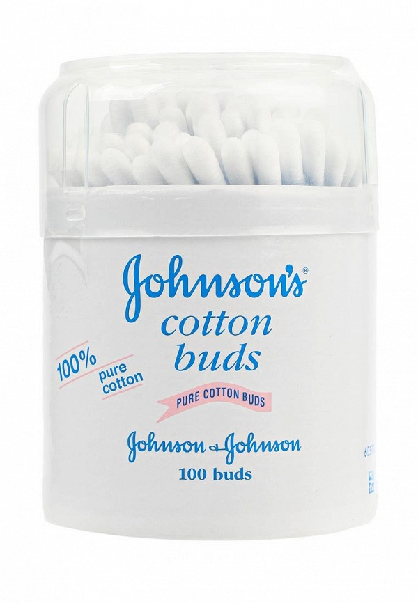 Ватные палочки Johnson & Johnson Johnson & Johnson JO023LKNWB54 marc johnson marc johnson ma094bwjud41