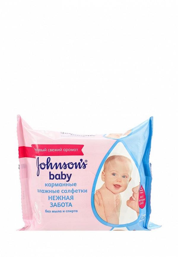 Влажные салфетки Johnson & Johnson Johnson & Johnson JO023LKNWB65 marc johnson