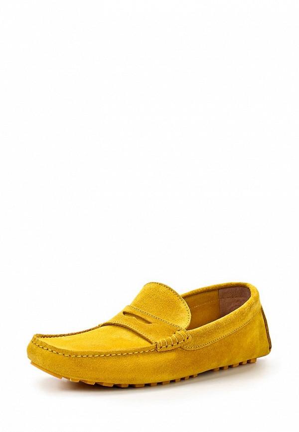 Мокасины Joyks JO129AMADV60. Цвет: желтый