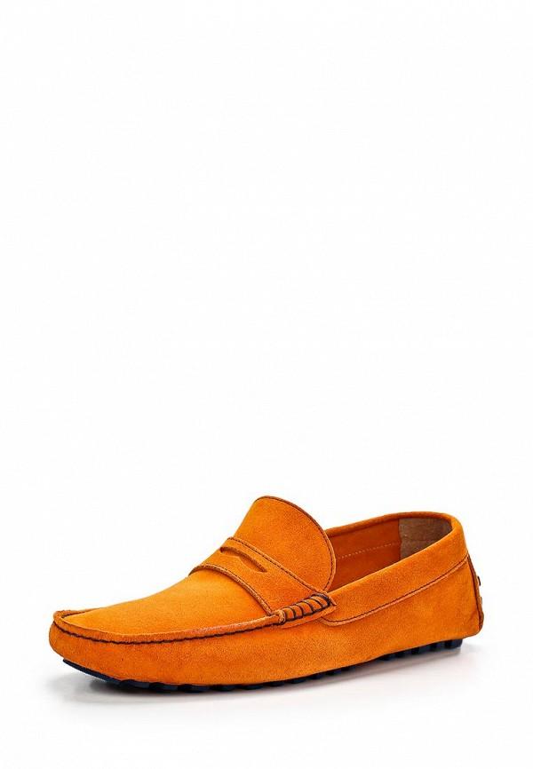 Мокасины Joyks JO129AMADV61. Цвет: оранжевый