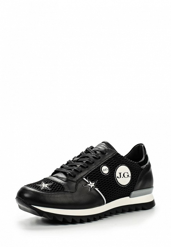 Мужские кроссовки John Galliano 7849