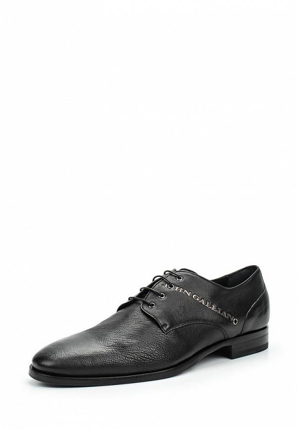 цена  Туфли John Galliano John Galliano JO658AMUTS32  онлайн в 2017 году