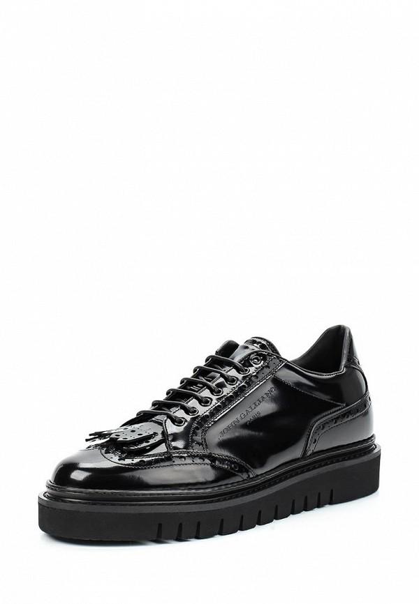 Ботинки John Galliano John Galliano JO658AWUTS46 �������� john galliano