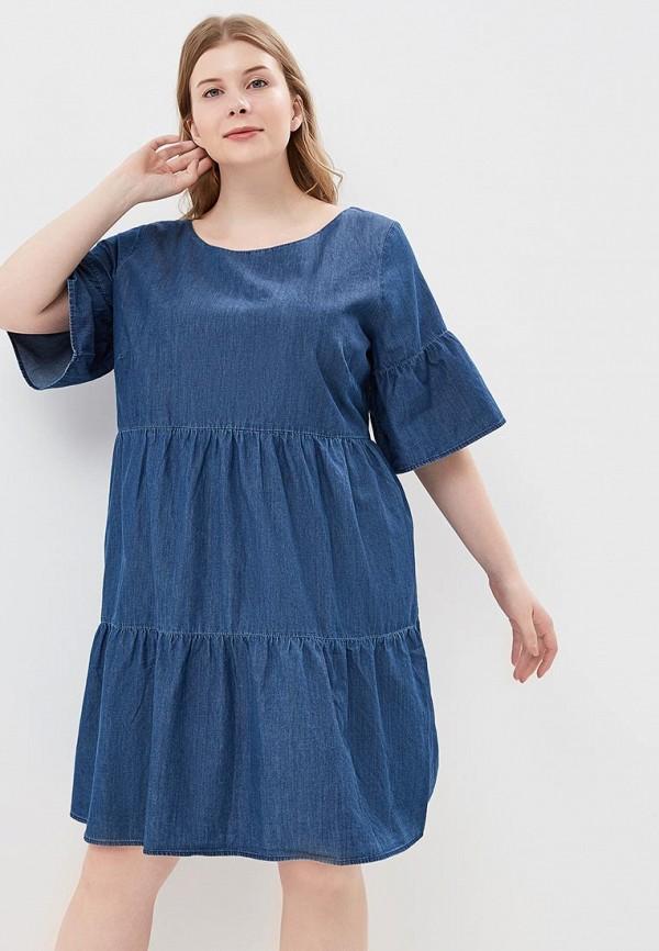 Платье джинсовое Junarose Junarose JU008EWAFTZ8