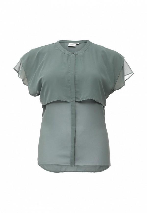 Зеленая блузка JUNAROSE