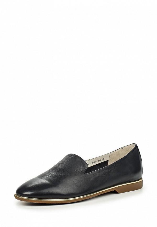 Туфли на плоской подошве Julia Grossi 517 35B-01-06M