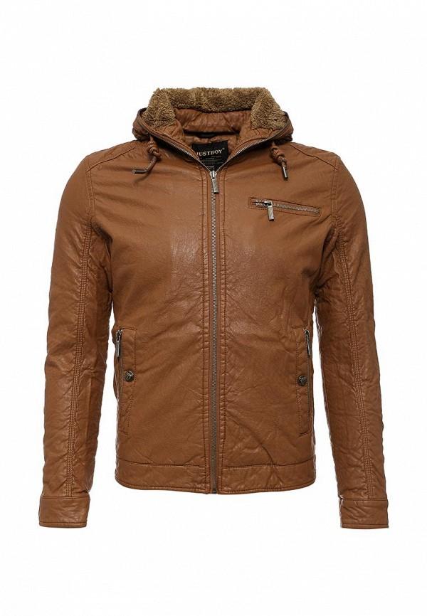 Кожаная куртка Justboy R2-N336