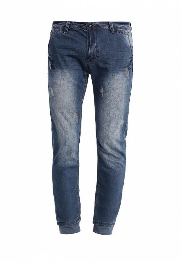 Зауженные джинсы Justboy R2-D995