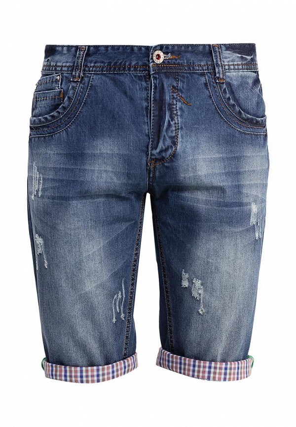 Мужские джинсовые шорты Justboy R2-D917