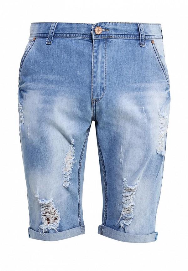 Мужские джинсовые шорты Justboy R2-S126