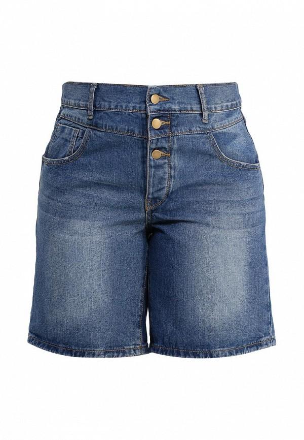 Шорты джинсовые Just Joan DENIM SHORT WITH DOUBLE WAISTBAND