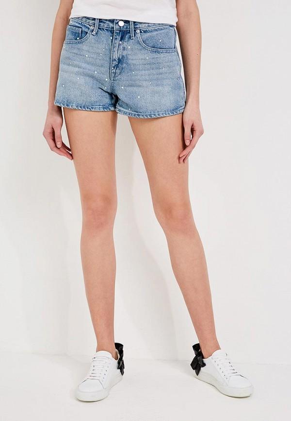 Шорты джинсовые Juicy by Juicy Couture Juicy by Juicy Couture JU018EWBAMD6 moschino couture сандалии