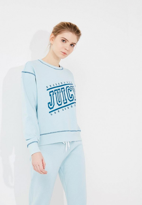цена Свитшот Juicy by Juicy Couture Juicy by Juicy Couture JU018EWZHY45 онлайн в 2017 году