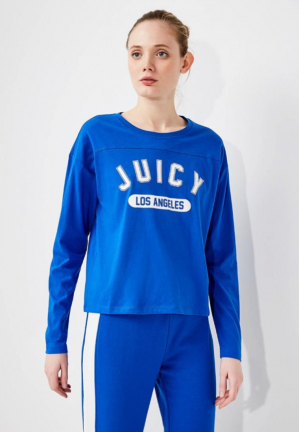 цена Лонгслив Juicy by Juicy Couture Juicy by Juicy Couture JU018EWZQC67 онлайн в 2017 году