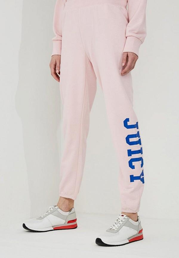 цена Брюки спортивные Juicy by Juicy Couture Juicy by Juicy Couture JU018EWZVK29 онлайн в 2017 году