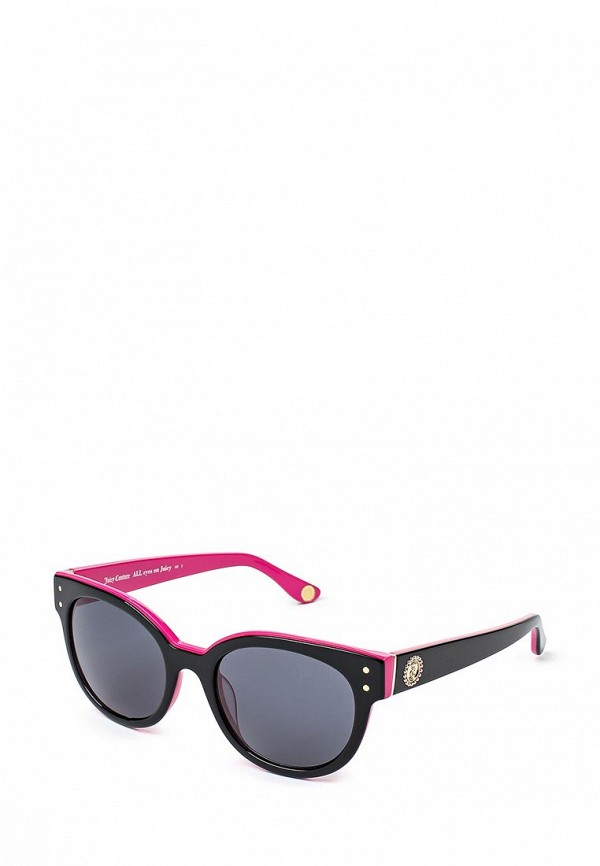 Очки солнцезащитные Juicy Couture Juicy Couture JU660DWJED79 визитницы и кредитницы juicy couture wsg161 535