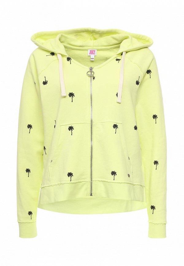 Толстовка Juicy by Juicy Couture Juicy by Juicy Couture JU660EWQST87