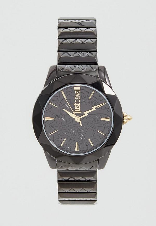 Купить Часы Just Cavalli, JU662DWBJVE2, черный, Весна-лето 2018