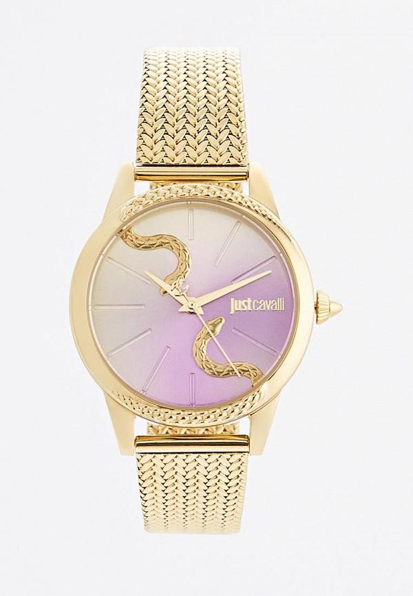 Купить Часы Just Cavalli, JU662DWZLK37, золотой, Весна-лето 2018