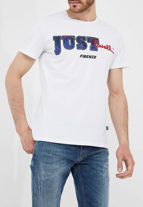Футболка Just Cavalli Just Cavalli JU662EMAETX9 футболка just cavalli just cavalli ju662emyxl85