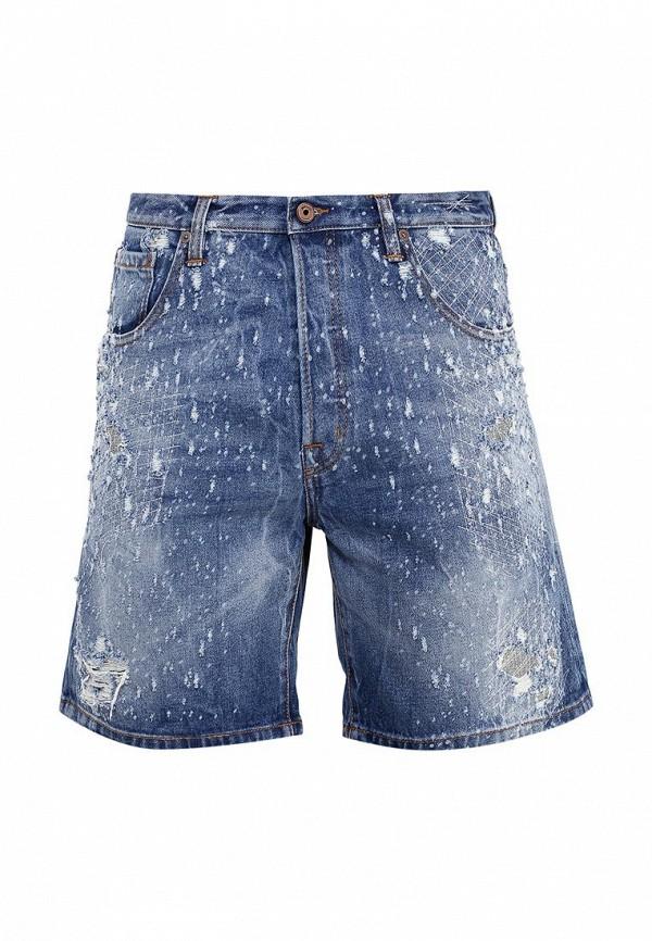 Шорты джинсовые Just Cavalli s03mu0049