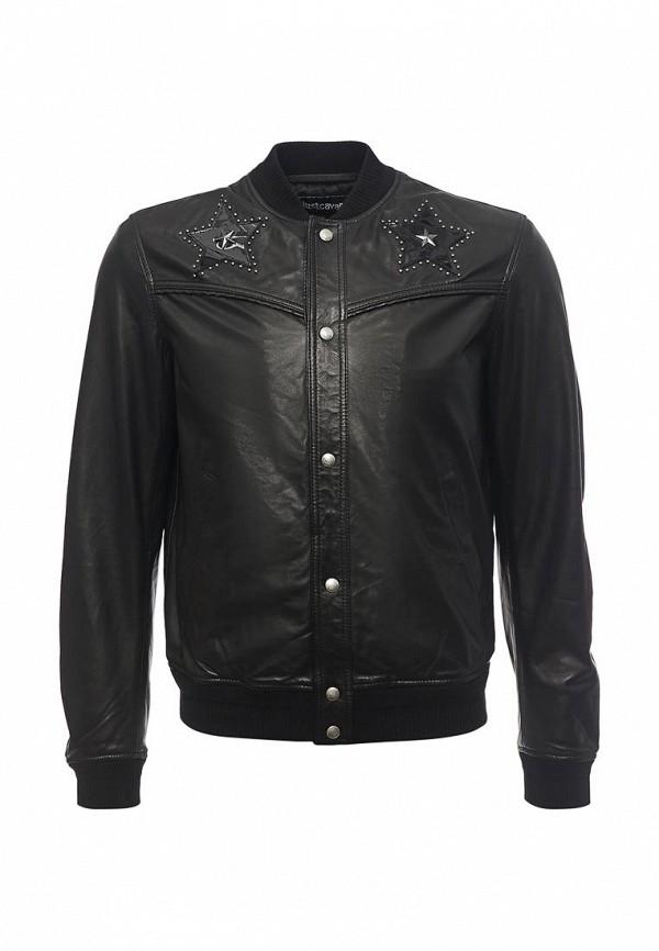 Куртка кожаная Just Cavalli Just Cavalli JU662EMYXL70 ju ju be сумка рюкзак для мамы bff black beauty