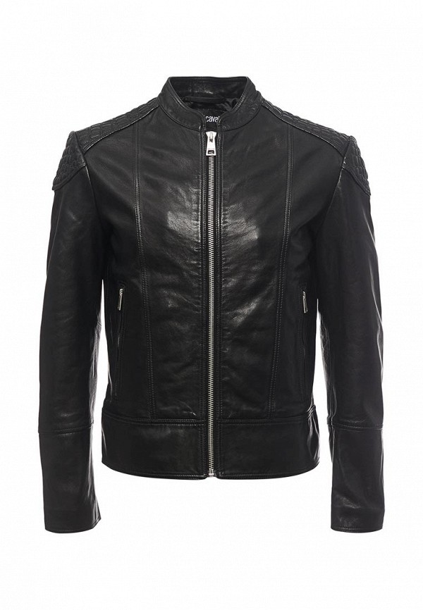Куртка кожаная Just Cavalli Just Cavalli JU662EMYXL71 quiksilver сорочка quiksilver eqywt03274 kta6 черный