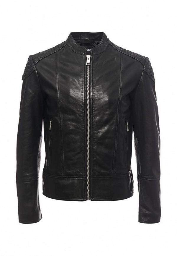 Куртка кожаная Just Cavalli Just Cavalli JU662EMYXL71 ju ju be сумка рюкзак для мамы bff black beauty