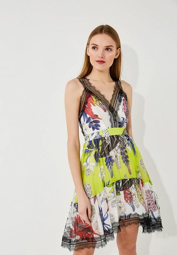 Платье Just Cavalli Just Cavalli JU662EWAEUG4 ju ju be сумка для мамы hobobe black petals