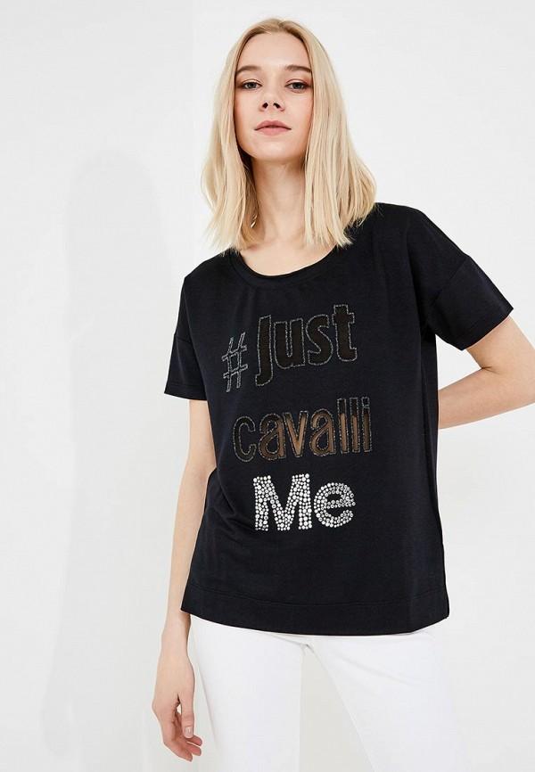 Футболка Just Cavalli Just Cavalli JU662EWAEUH3 футболка just cavalli just cavalli ju662emopd29