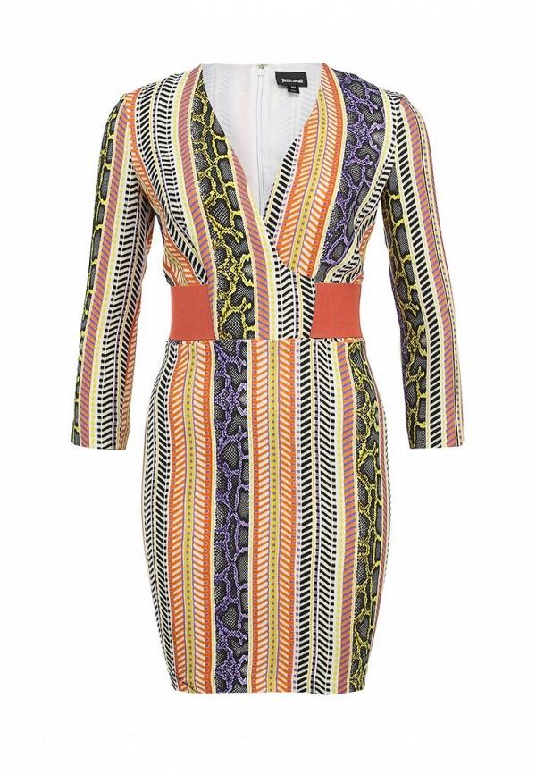 Платье-миди Just Cavalli S04CT0396N37547100S