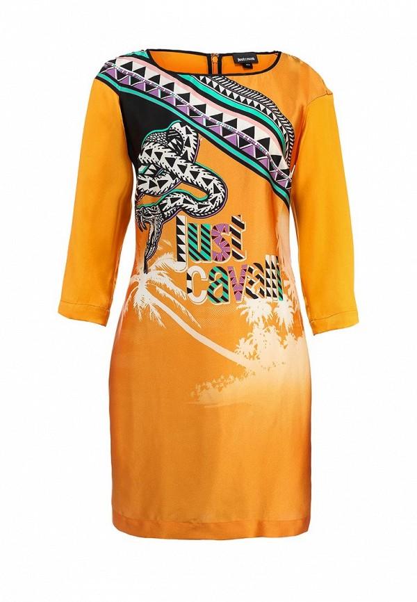 Платье-миди Just Cavalli S04CT0355N37647180S