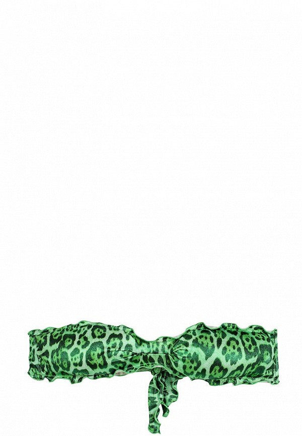 Зеленый бюстгальтер Just Cavalli