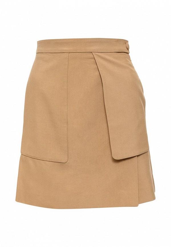 Прямая юбка Just Cavalli S02MA0144N38091