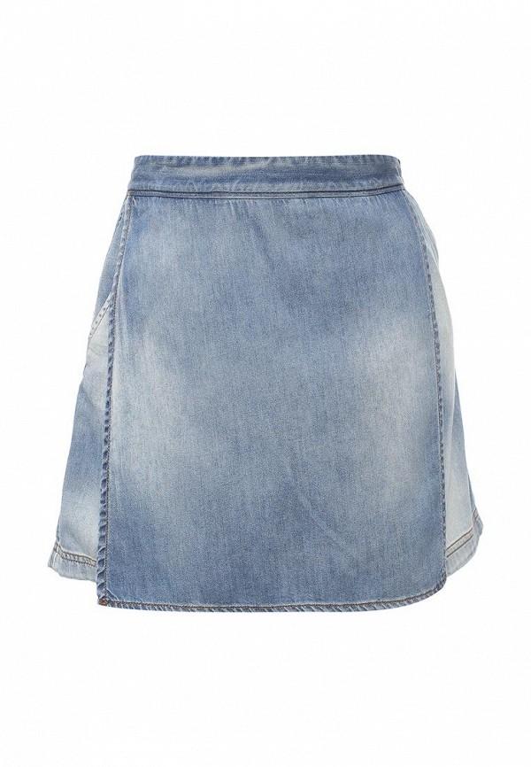 Женские джинсовые шорты Just Cavalli S04MU0037N31004