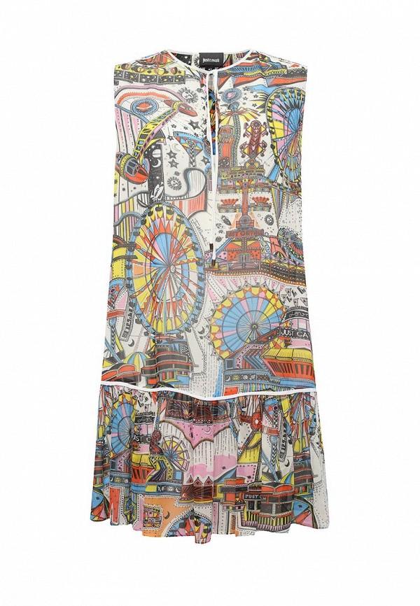 Платье Just Cavalli JU662EWOOT78